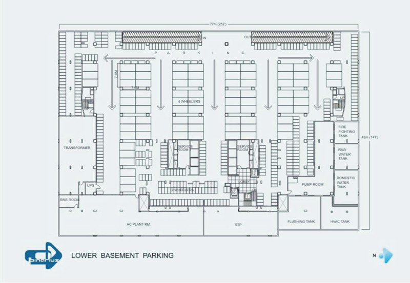 Perfect Basement Parking Floor Plan 800 x 553 · 78 kB · jpeg